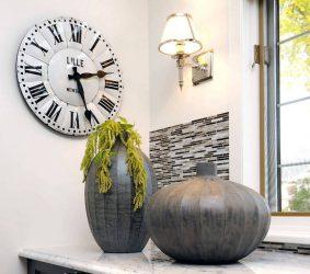 Jam di dapur - Model dinding untuk mewujudkan keselesaan (135+ Foto). Pilihan besar dan asal buat sendiri