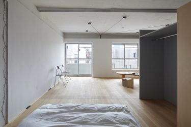 Modern tasarım stüdyosu daire. 150+ Fotoğraf İç Tasarım Fikirleri