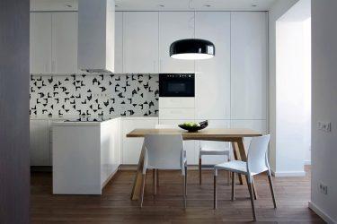 Modern Design studio apartment.150+ Photo Interior Ideas