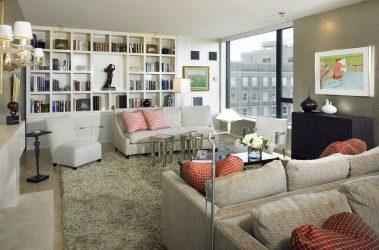 Gaya Moden Asas dalam reka bentuk ruang tamu: 180+ Foto gabungan warna di pedalaman