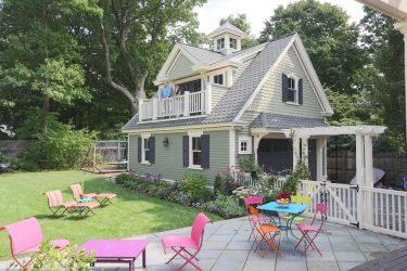 Bir tavan ile güzel bir katlı ev (100 + Fotoğraf Projeleri).Neden aynı zamanda şık ve ucuz?