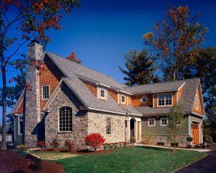 Bir tavan ile güzel bir katlı ev (100 + Fotoğraf Projeleri). Neden aynı zamanda şık ve ucuz?