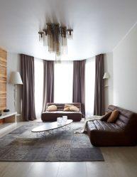 Siling dua tingkat di dalam dewan: Bahan, kombinasi yang menarik, idea reka bentuk (135+ Foto)