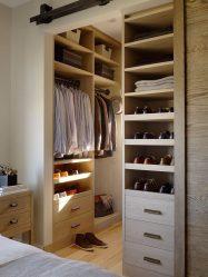 Kilerinizden bir gardırop odası kendi elinizle nasıl yapılır? Alan düzenlemek için 135+ Fotoğraf Projesi