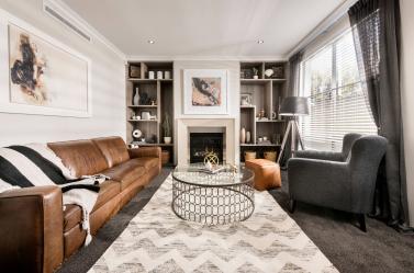 Sofa kulit di kawasan pedalaman: Apa yang perlu dipenuhi? 160+ (foto). Dari besar ke kecil. Dari putih ke hitam