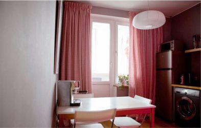 İç mekandaki algımızı etkileyen rengin büyüsü: Parlak renklerde kırmızı bir mutfağın tasarımı (115+ Fotoğraf)