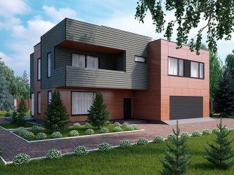 Apakah bumbung rumah? Bahan, lukisan, penebat - Kerja teknologi fasa