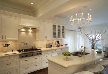 Candelier Dapur dalam Gaya Moden Moden (255+ Foto).Mana yang patut dipilih?