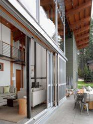 Dairenin iç bölümündeki iç kapılar (305+ Fotoğraf): Şık ve modern seçenekler