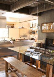 Pelbagai meja makan untuk dapur (225+ Foto): Bagaimana untuk memilih model terbaik?