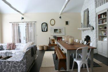 Meja oval di dapur - Versi Universal untuk mana-mana bahagian dalaman (210+ Foto gelongsor, kaca dan model kayu)
