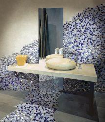 Banyo fayansı seçenekleri: 185+ (Fotoğraf) Duvar seçenekleri