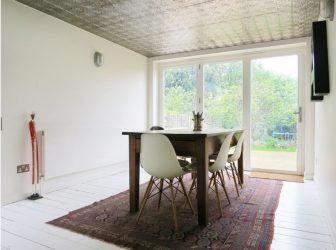 Bagaimana untuk membuat siling panel plastik? 250+ (Foto) Reka bentuk sendiri (di bilik mandi / di dapur / di lorong)