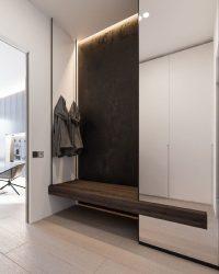 Koridorda Zemin Fayans (245+ Fotoğraflar) - Nasıl seçilir ve koymak? Modern ve güzel seçenekler
