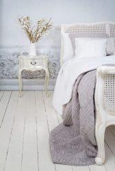 Interior Bilik tidur di gaya Provence: 150+ (Foto) Idea untuk mencipta kecantikan dan kesenangan