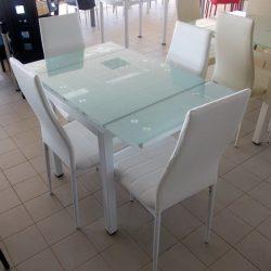 Meja kaca - kebolehpercayaan dan eksklusiviti pedalaman. 285+ (Foto) pilihan dengan rasa pereka