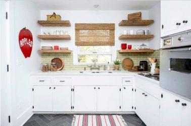 Apron kaca, kulitali untuk dapur - Pemilihan idea dan panduan gaya (140+ Foto)