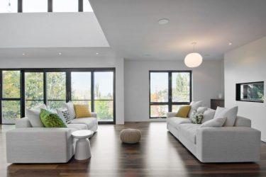 Stile minimalista negli interni (più di 185 foto) - Arte dello spazio. Sbarazzati di spazi ristretti e costretti