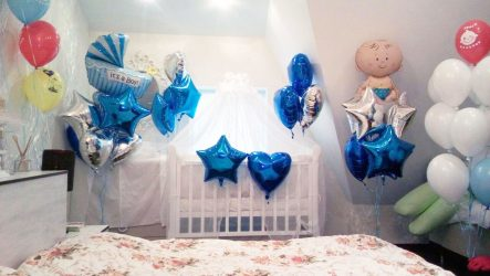 Bagaimana untuk menghiasi bilik untuk hari jadi kanak-kanak dengan tangan mereka sendiri? 140 Foto idea terang