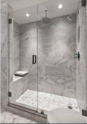 Evyeli ve Lavabosuz Banyo Tasarımı: Mobilya seçimi (165+ Fotoğraf). Tercih edilen nedir?