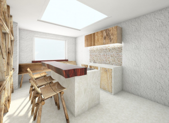 Nouvelle tendance à l'intérieur: pourquoi les tabourets de bar sont-ils si populaires? (bois, métal, avec un dos).La solution idéale pour un séjour agréable (145+ photos)