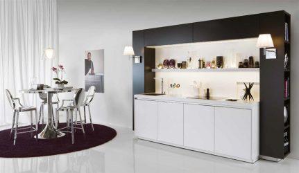 흰색 작업대가있는 흰색 부엌은 어떻게 내부를 변형합니까? 145+ 사진 스타일 및 디자인 솔루션의 변형