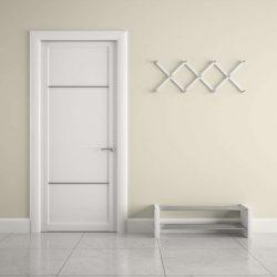 Porte bianche: 210+ (foto) Design negli interni. Varianti che si adattano a tutti