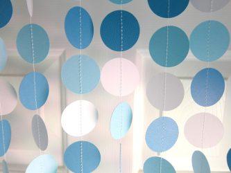 Fireworks of ideas: Bagaimana anda boleh membuat Garland kertas panjang dan indah untuk Tahun Baru? 100+ Gambar DIY Mudah Berpasangan
