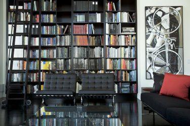 세련되고 편안하며 아름다움 (170 개 이상의 사진) : 흑백 인테리어 (거실, 침실, 주방)