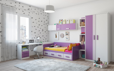 Children's white: How to arrange a room so that it does not look boring? Combination rules for stylish interiors (140+ Photos)