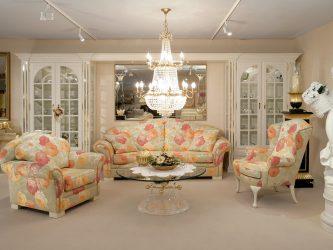 Sofa dan kerusi di pedalaman ruang tamu - Bagaimana untuk mengatur perabot yang menarik dan bergaya? 200+ Foto dalam gaya moden