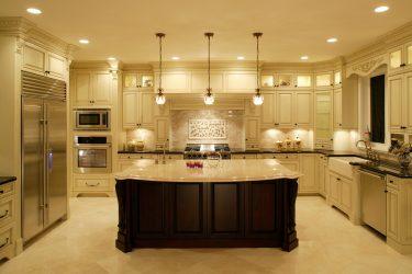 Mutfak tasarımı: 130+ Fotoğraf - 2017'de her zevke uygun