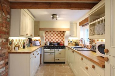 220+ Foto Dapur reka bentuk baru 9 m2: Reka bentuk fungsional dan ringkas