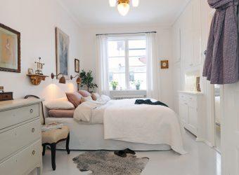 Reka bentuk bilik tidur (240+ Foto): nuansa reka bentuk yang betul