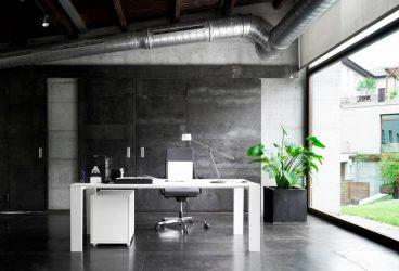 Kecerahan warna dan kesederhanaan Interior: Reka bentuk gaya Loft (170+ Foto)