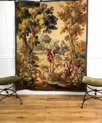 Tapestry Elegant di pedalaman: gabungan dengan gaya, idea reka bentuk (100 + Foto).Bagaimana untuk mencipta reka bentuk yang selesa dengan tangan anda sendiri? (langsir, seprei, lukisan)