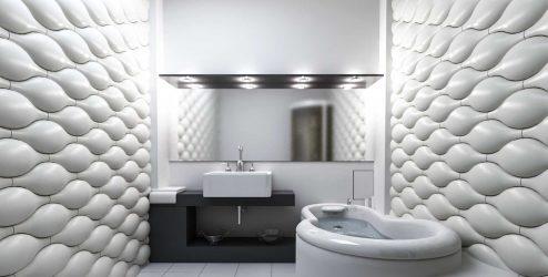 Banyo Fayansı için Sonlandırma Seçenekleri (175+ Fotoğraf).Hatırlanacak bir tasarım yaratın