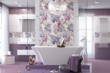 Banyo Fayansı için Sonlandırma Seçenekleri (175+ Fotoğraf). Hatırlanacak bir tasarım yaratın