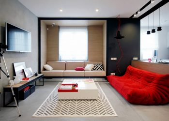 Bagaimana hendak memasang TV di dinding? 150+ Foto Reka Bentuk Dalaman
