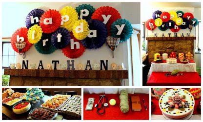 Bagaimana untuk menghiasi bilik untuk ulang tahun anak dengan tangannya sendiri? (180 + Idea Foto) Kami membuat bergantung kepada keperluan umur
