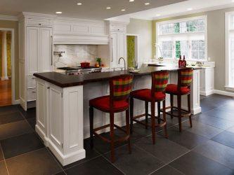 Barlı mutfak tasarımı (220+ Fotoğraf) - Güzel ve modern bir iç mekan yaratabilme