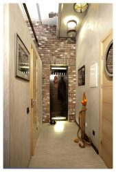 Bagaimana untuk melengkapkan lorong kecil di perabot pangsapuri? Interior Moden yang Hebat (205+ Foto)