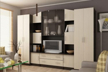 Perabot untuk ruang tamu dengan gaya moden (115+ Foto): Semua yang anda perlu ketahui untuk mencipta reka bentuk yang bergaya