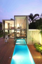 Rumah modular untuk kediaman tetap: Apa yang harus dipertimbangkan dan dalam apa gaya untuk mengatur? (200+ Photo Projects)