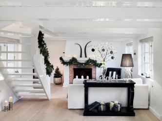 110+ (Foto) Cara mudah untuk menganjurkan pesta Tahun Baru dalam gaya kegemaran anda (Rusia, Scandinavian, oriental). Idea reka bentuk moden