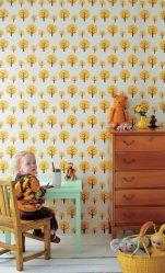 Wallpaper di tapak semaian untuk kanak-kanak lelaki (+200 Foto): kita memberi anak peluang untuk meluahkan perasaan