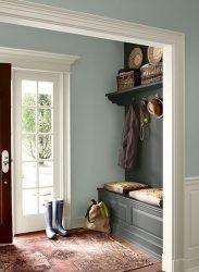 Memilih kertas dinding di lorong dan koridor (50+ Foto): Buat kawasan rumah dengan tangan anda sendiri