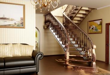 개인 주택에서 계단을 마무리 : 가장 인기있는 아이디어 (라미네이트, 타일, 돌). 실용적이고 신뢰할 수있는 자료 (160 개 이상의 사진) 만 선택합니다.