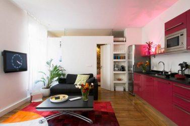 (210+ 사진)에서 1 번째 (1 방) 아파트까지의 레이아웃 A에서 Z, 모든 스타일