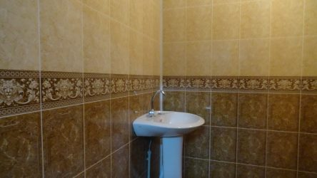 Plastik panellerle banyoyu tasarlayın ve bitirin 110+ Fotoğraf - Dekor için hızlı ve ucuz yol